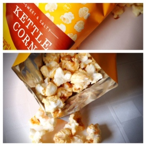 Heaven Sent Peanut Butter: Angie's Kettle Corn